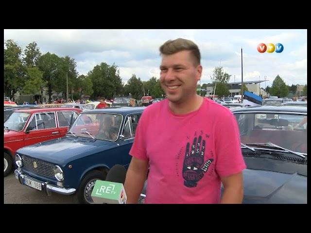 Vidzemes TV: Autoplacis (22.08.2019.)