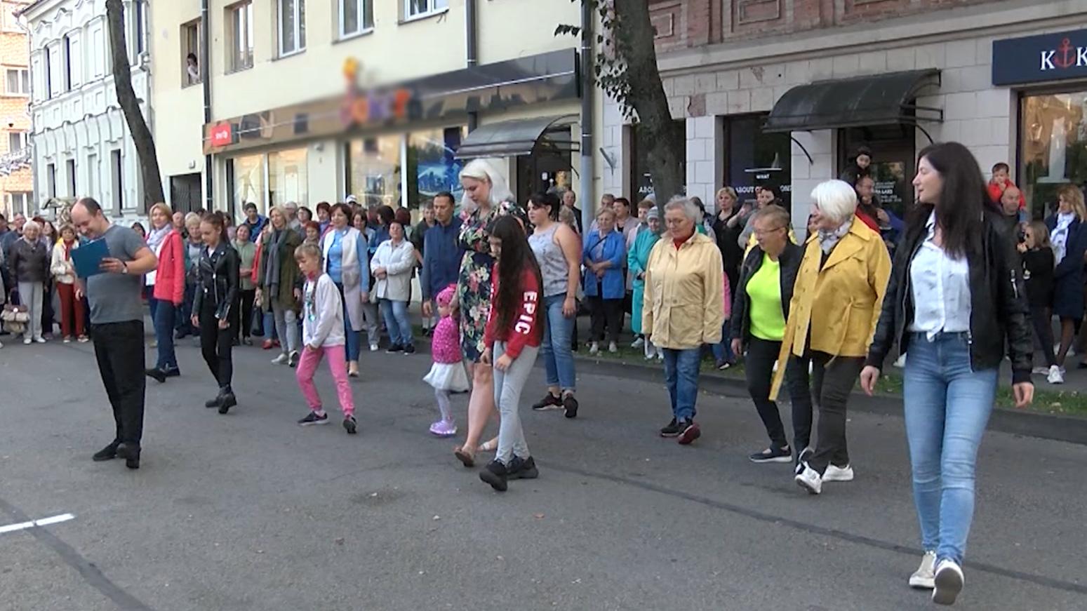 Vērienīga svētku diena Daugavpilī