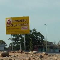 Nesaskaņota grunts un būvgružu izmantošana Tukumā
