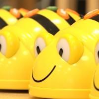 Liepājā bērnudārzā mācās ar robotbišu palīdzību