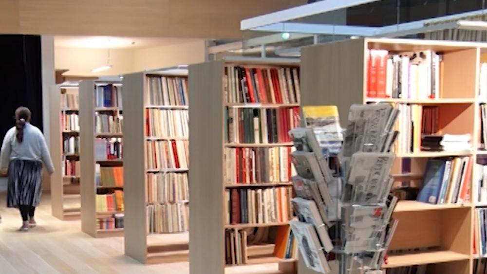 Oktobrī atzīmēta Ventspils Mūzikas bibliotēkas pirmā gada jubileja
