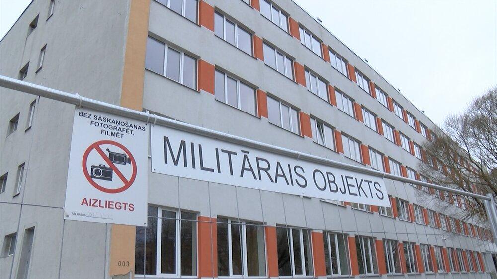 Lūznavā remontē dienesta dzīvokļus karavīriem