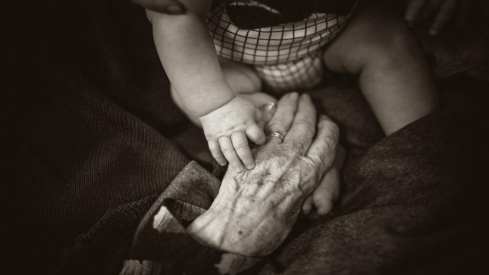 Lielākā bagātība -  mazbērni, mazmazbērni un mazmazmazbērni