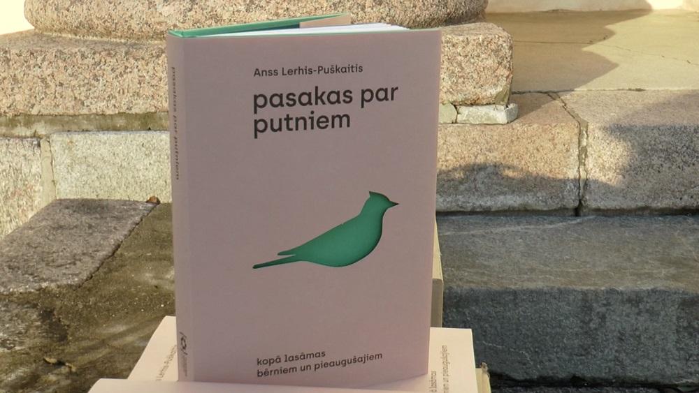Izdotas A.Lerha-Puškaiša ''Pasakas par putniem''