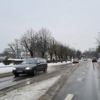 Vai pārāk lēna braukšana uz ceļiem ir bīstama?