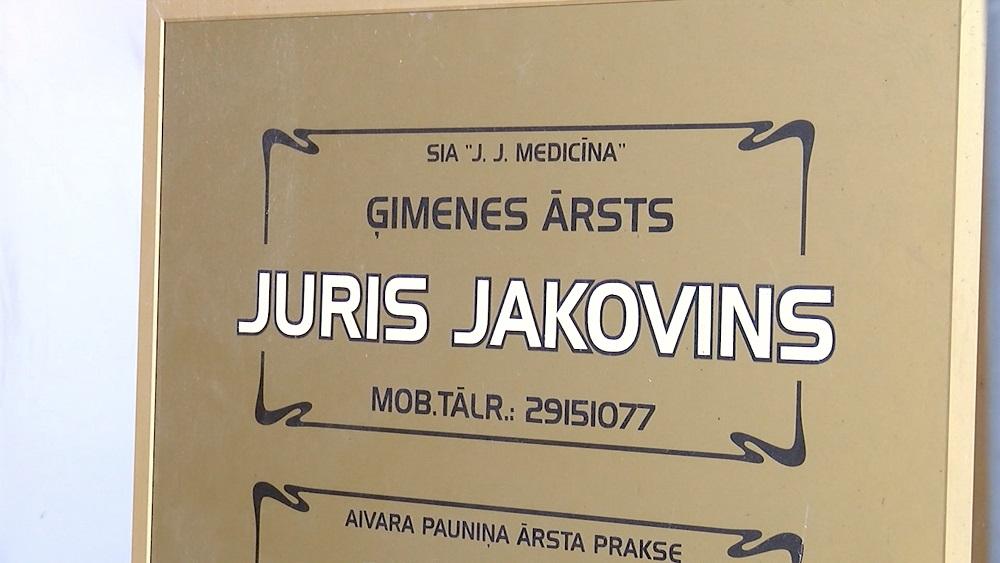 Dakteris Jakovins nepieņem pacientus jau 11 dienas - kā tas ietekmē situāciju Valmierā?