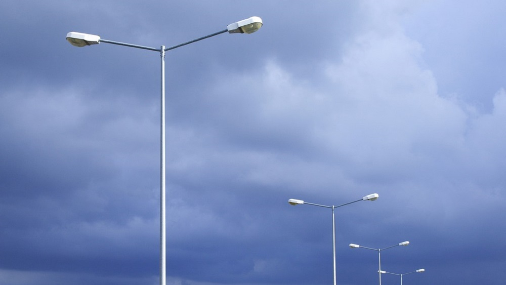 Ubaglīča mikrorajonā Līvānos būvdarbu dēļ nav ielu apgaismojuma