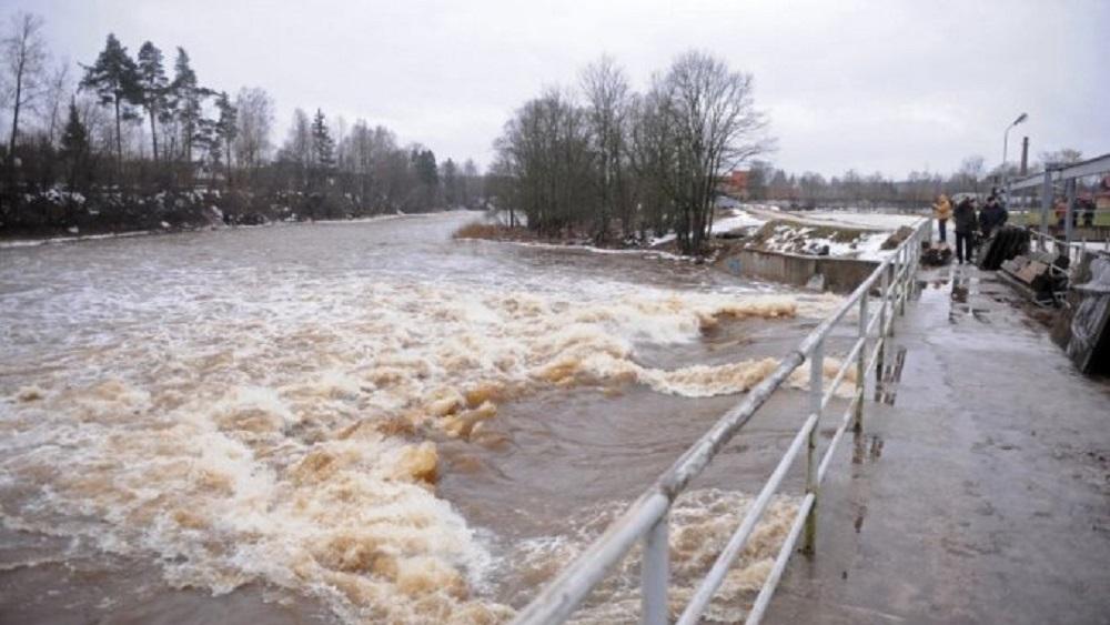 Ogres pašvaldība: ir pieredze ar plūdiem un zinām, ko darīt