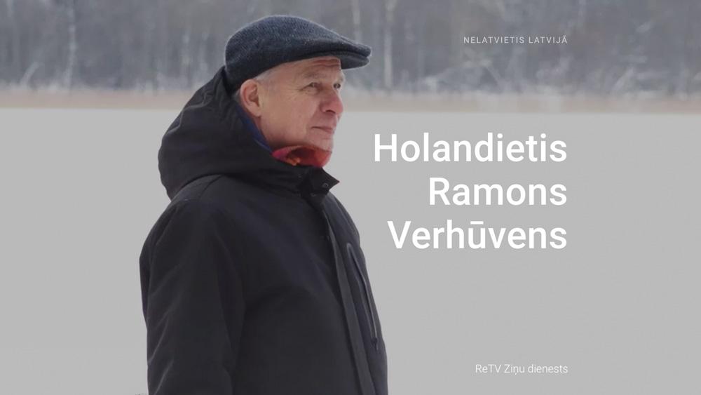 Holandietis Ramons Verhūvens