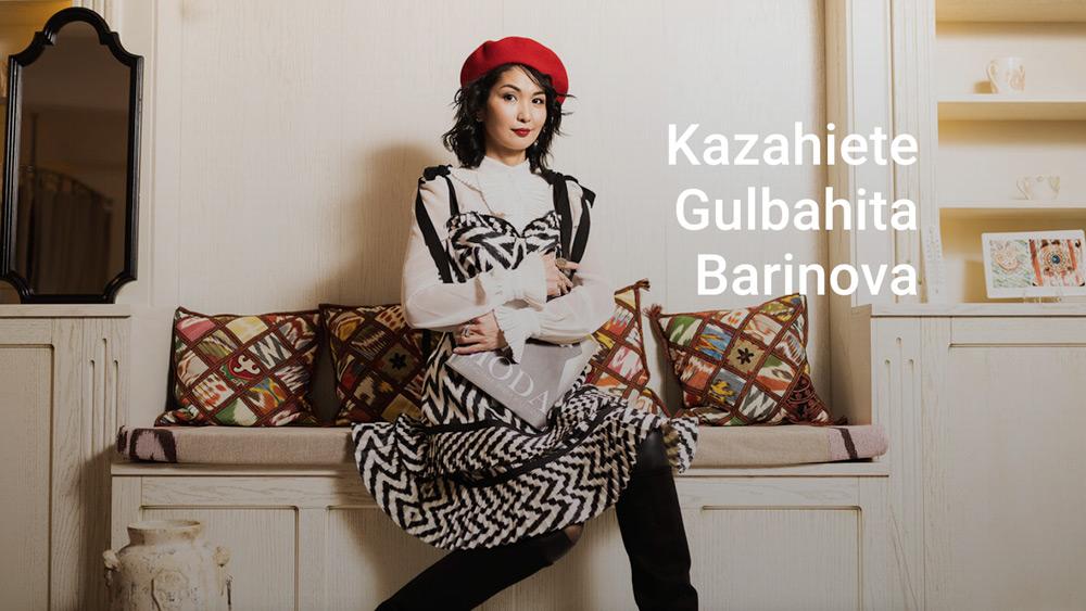 Kazahiete Gulbahita Barinova