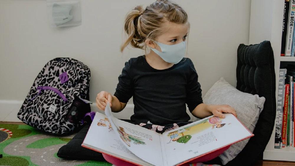 Vai pirmsskolas izglītības iestādē 7 gadus veciem bērniem jālieto sejas maskas?