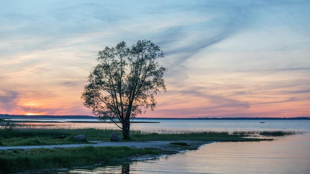 Talkotāji Burtnieka ezera niedrēs atrod pat salūta iepakojumu