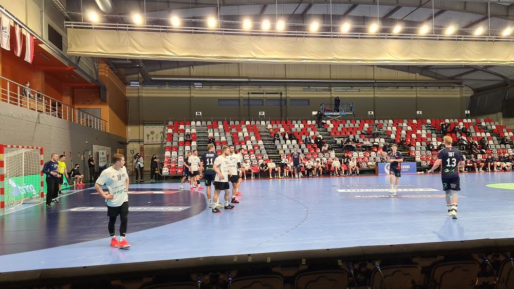 Latvijas handbola izlase nekvalificējas Eiropas čempionāta finālturnīram