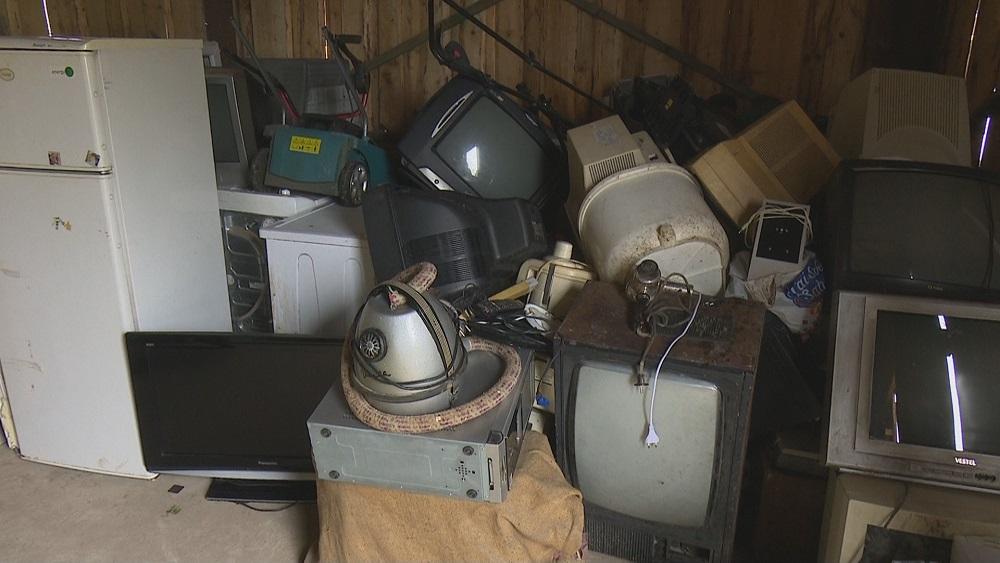 Ar šķirošanas akciju motivē iedzīvotājus nodot nevajadzīgo elektrotehniku otrreizējai pārstrādei