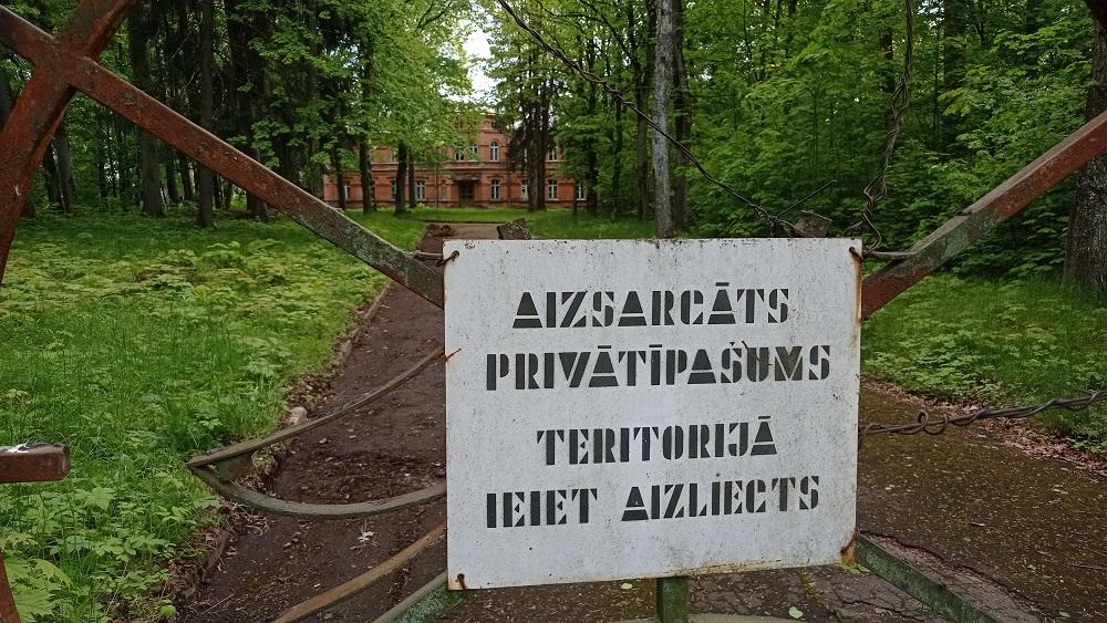 Bijušās Mežciema sanatorijas nākotne joprojām neskaidra