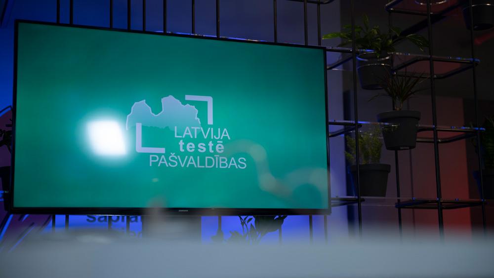 Latvija testē Ventspils novadu