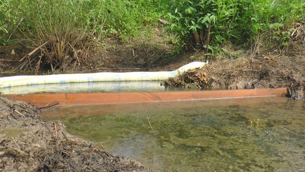 Vides atjaunošana pēc nelegālās dīzeļdegvielas  noplūdes ilgst gadiem