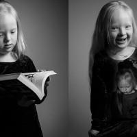 Izstāde, kas aicina ielūkoties īpašā bērna pasaulē
