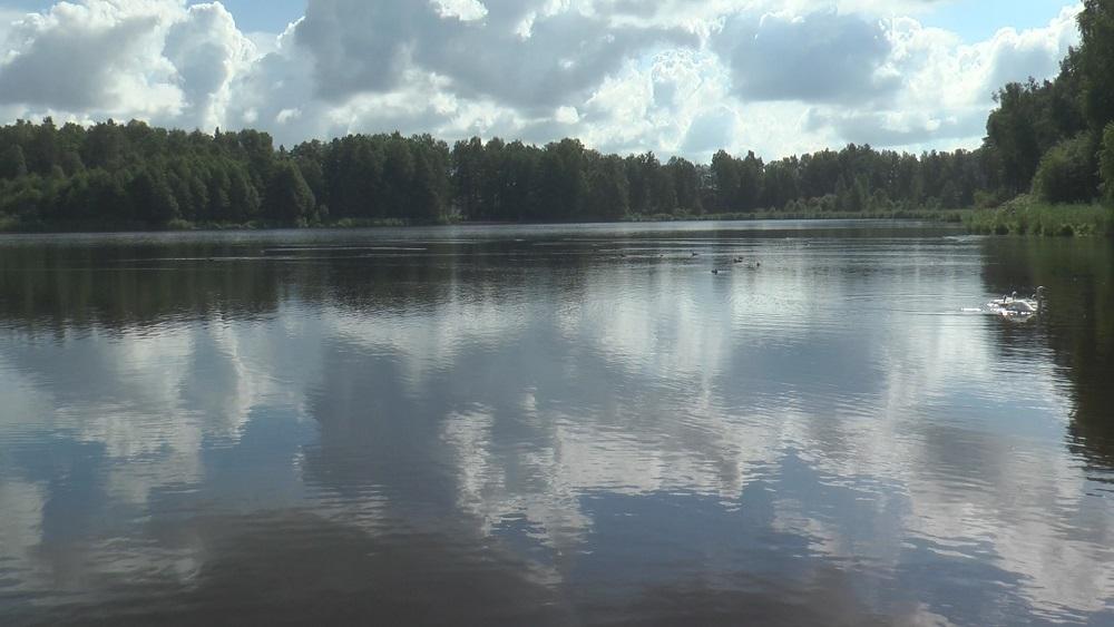 Titurgas ezerā ieplūduši kanalizācijas notekūdeņi