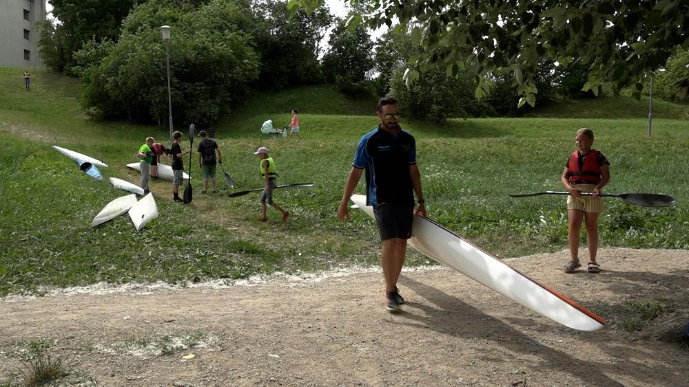 Talsos jaunos airētājus trenē bosnietis