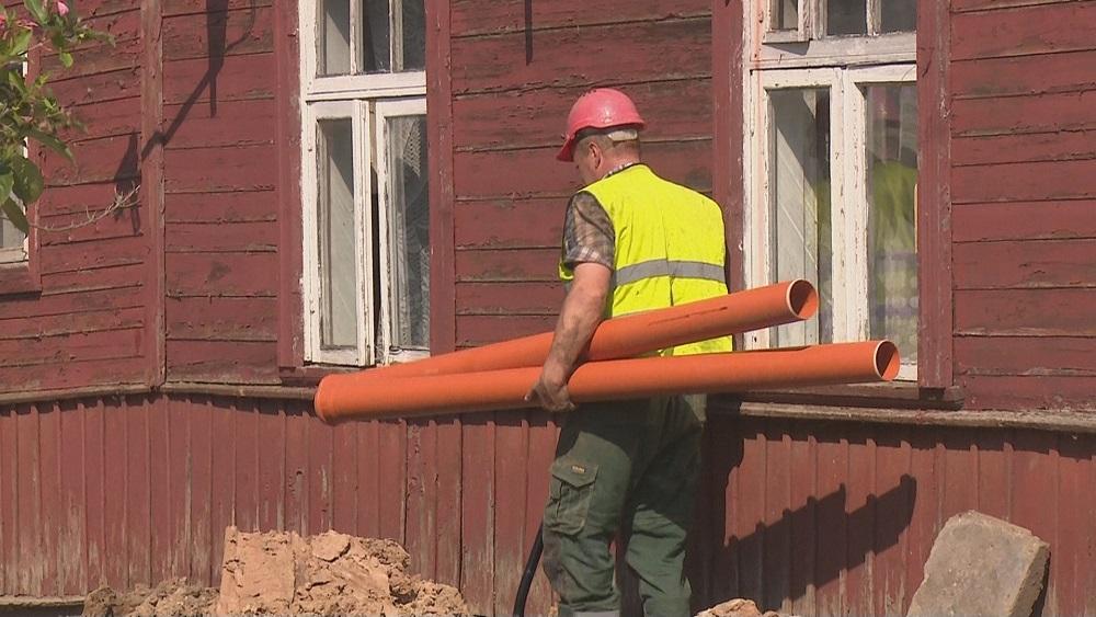 Līvānieši aicināti pieslēgties centralizētajai ūdensapgādei un kanalizācijai
