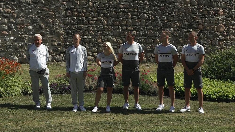 Latvijas sportisti no Valmieras dodas uz Olimpiskajām spēlēm