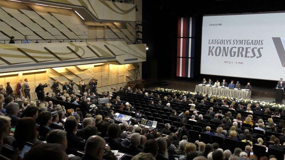 Latgalisko vērtību kopējiem daudz vilšanos