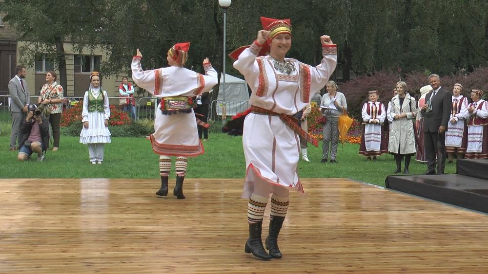 Jelgavā notiek mazākumtautību festivāls