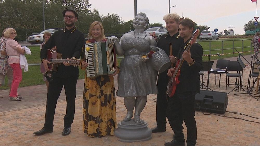 Ar jauna vides objekta atklāšanu Jēkabpilī sākas pilsētas svētki