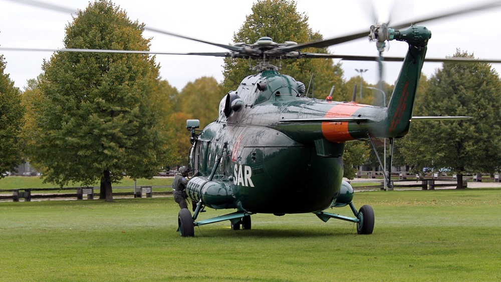 NMPD helikopters – miljonus vērts projekts