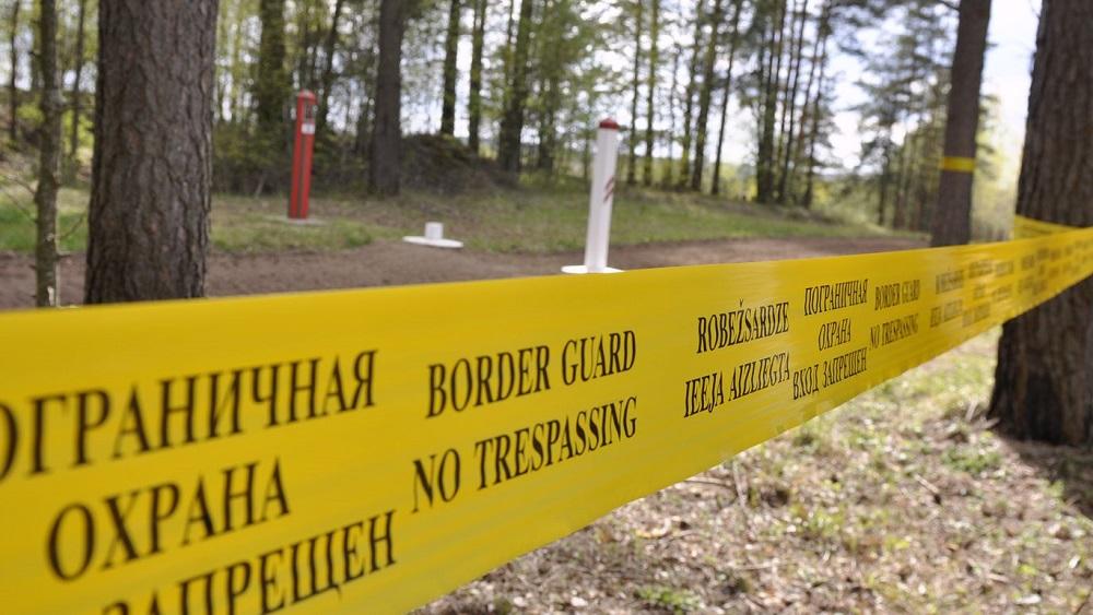 Pujāts: Baltkrievijas robežsargi sāk nopietnāk bruņoties