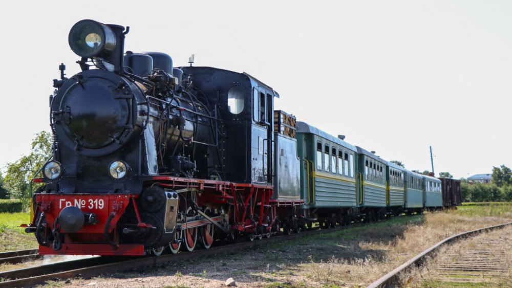Gulbenes-Alūksnes šaursliežu dzelzceļam - 118