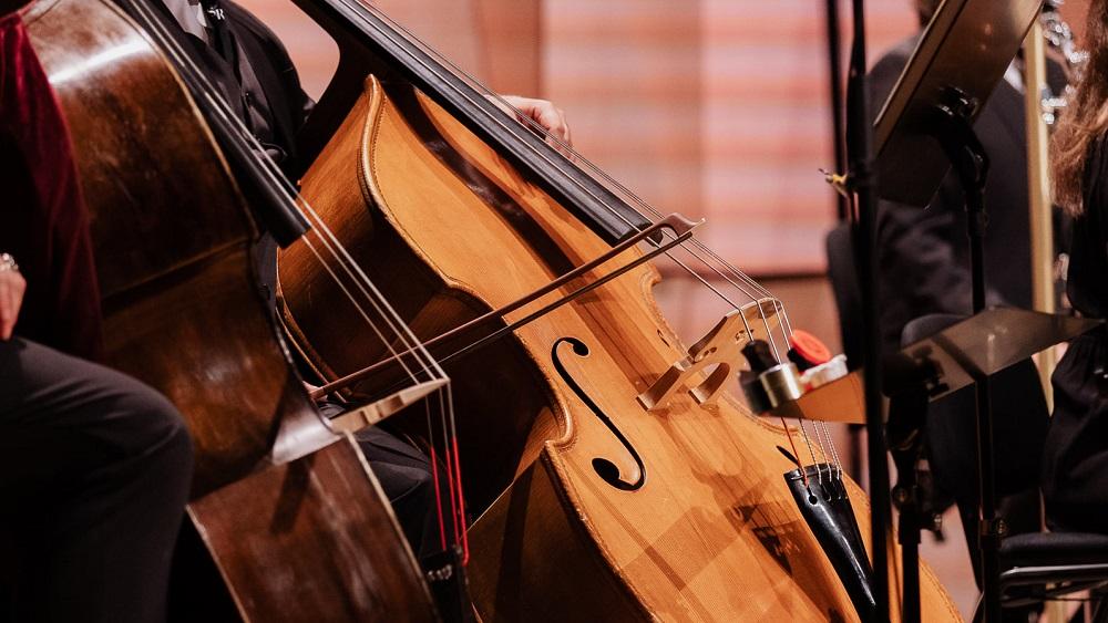 """Klausītāji ar sajūsmu pavada Pētera Vaska vijoļkocertu """"Vakara gaismā"""""""
