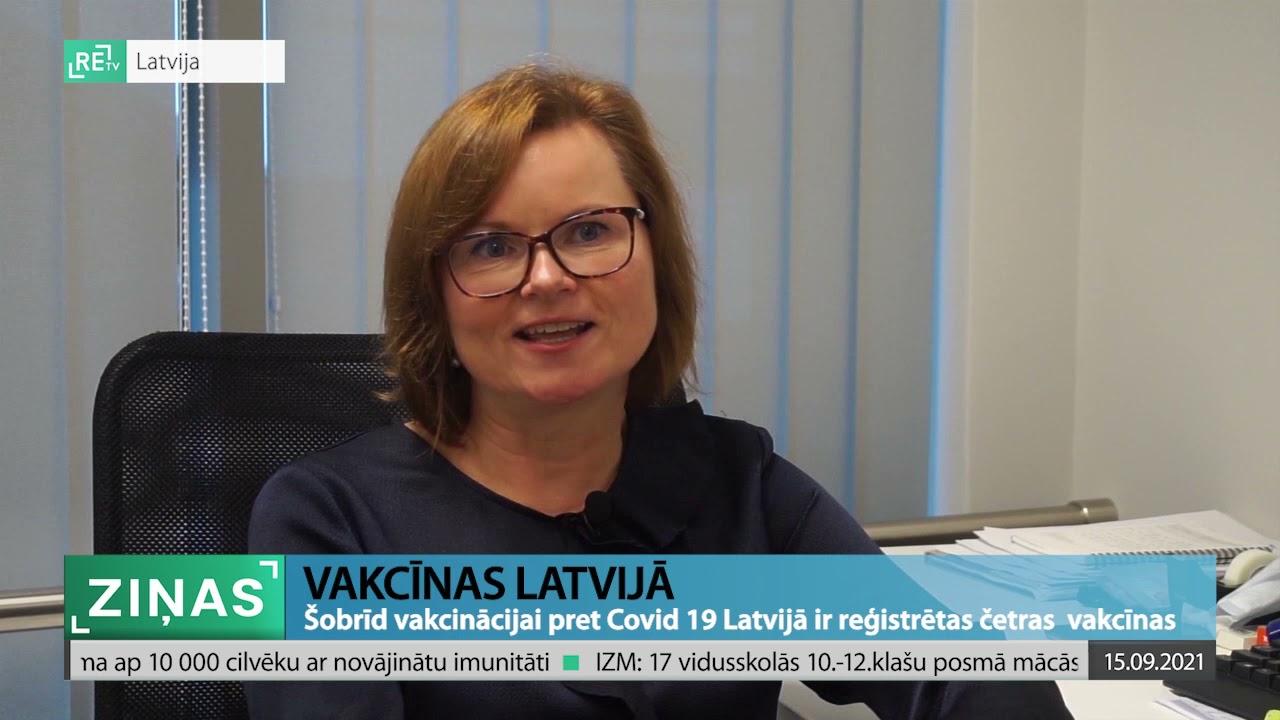 ReTV Ziņas 19.00 (15.09.2021.)