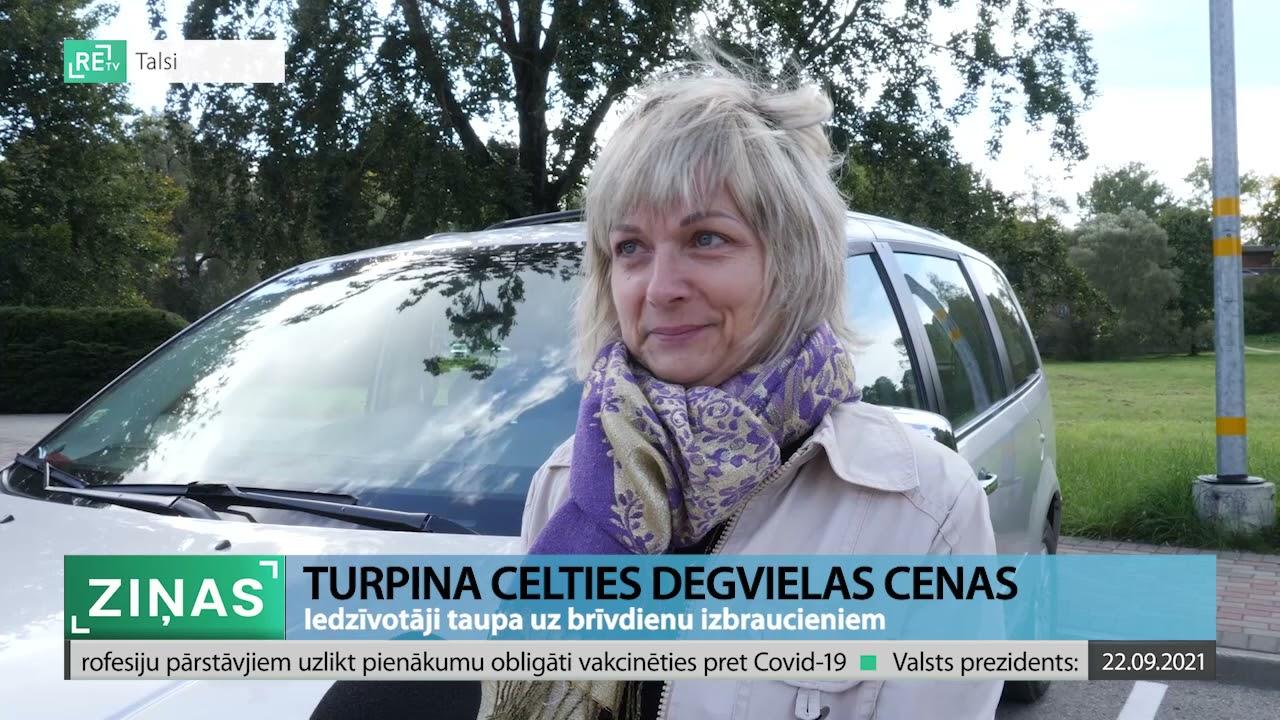 ReTV Ziņas 19.00 (22.09.2021.)