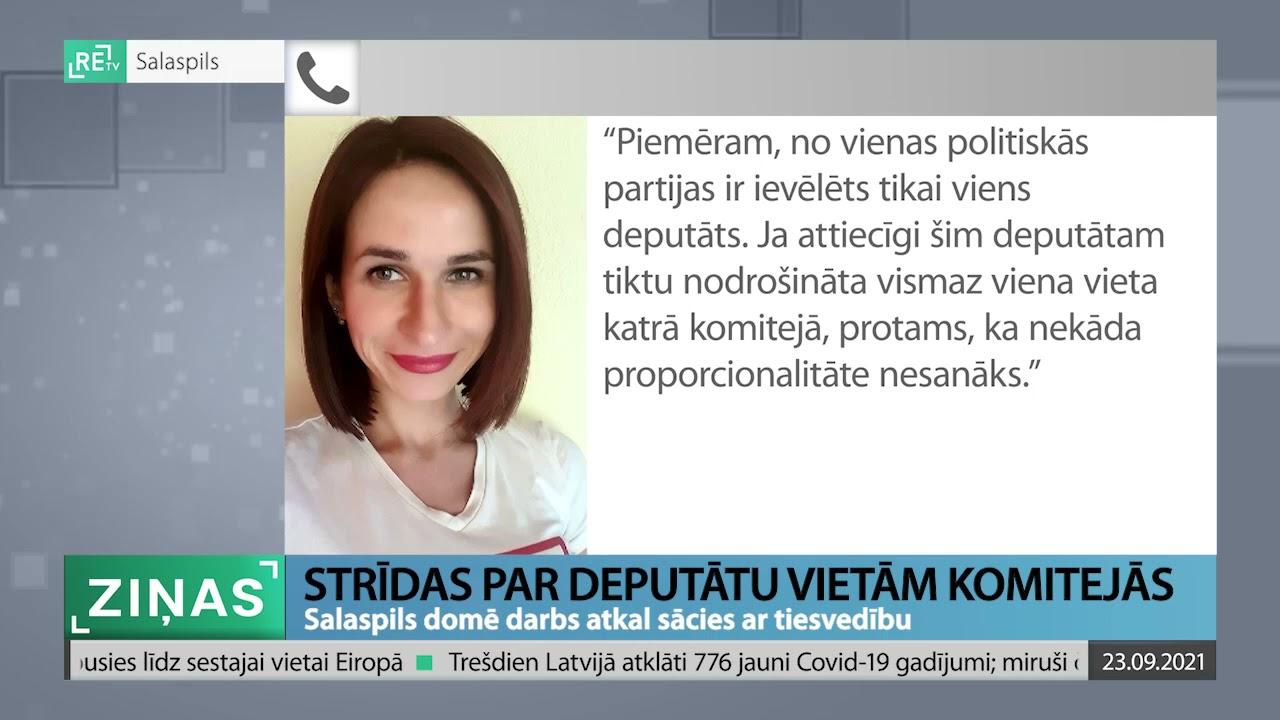 ReTV Ziņas 19.00 (23.09.2021.)