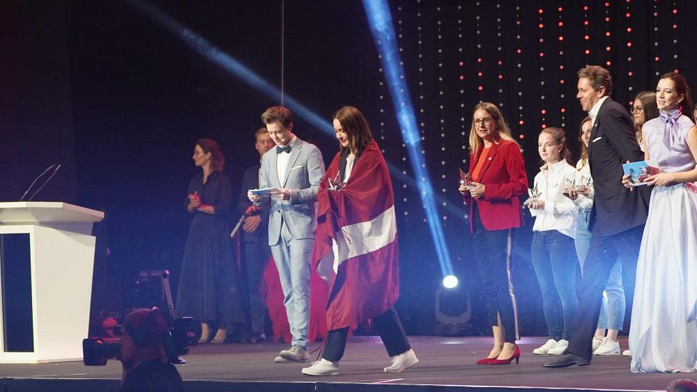 Austrijā noslēdzies Eiropas jauno profesionāļu meistarības konkurss