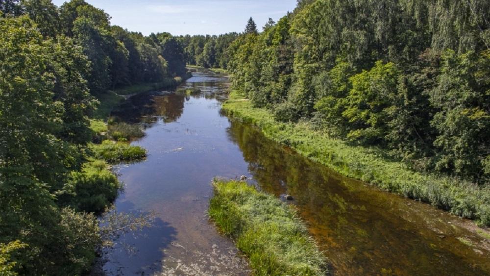 Attīsta Ogres ielejas dabas parku; tam ir valsts nozīmes dabas parka statuss