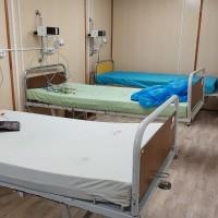 Daugavpilī pacientus sāk izguldīt moduļu ēkās; tās mirklī aizpildās