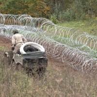 Veidos jaunu likumu Latvijas-Baltkrievijas robežas žoga būvēšanai; piesaistīs Valsts nekustamo īpašumu aģentūru