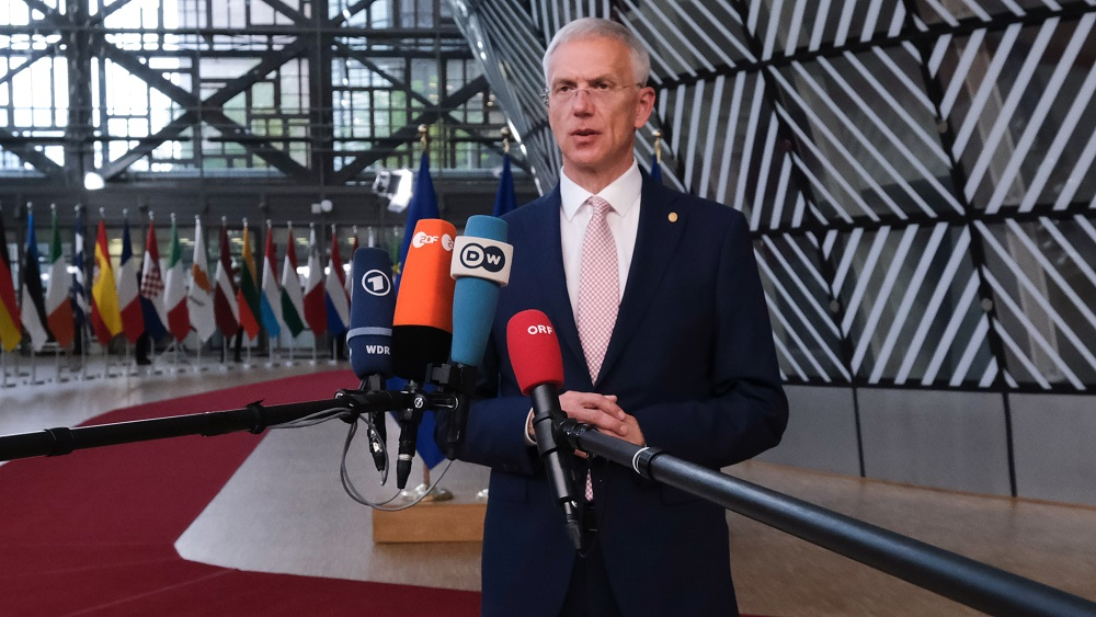 Eiropas Savienības līderi vienojas par jaunām sankcijām pret Lukašenko režīmu