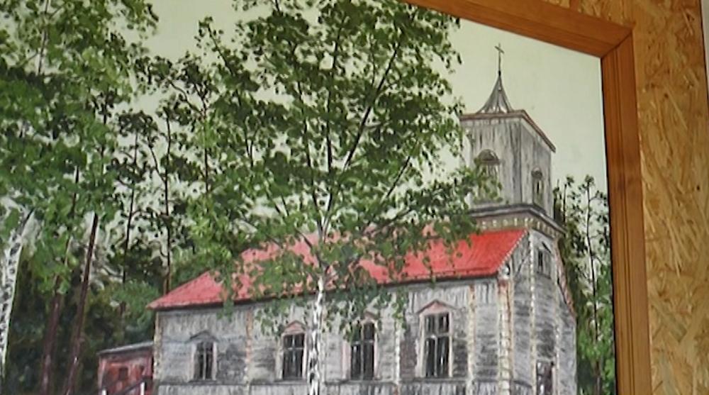 Arhitektu plenērs-  Carnikavas baznīcas būvniecībai