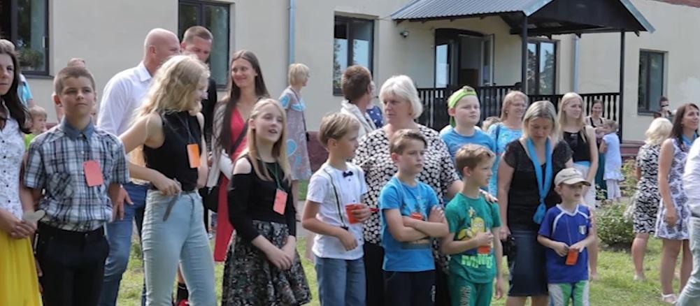 Krapes pagastā atdzimst skola