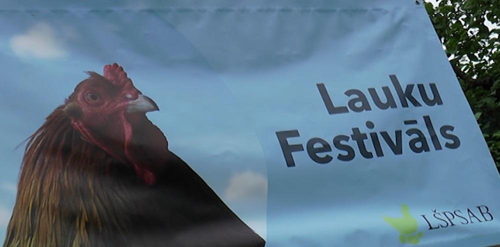 Birzgalē aizvadīts pirmais ''Lauku festivāls''